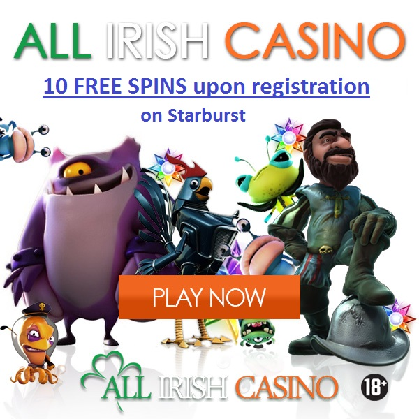 All Irish Online Casino